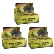Time Spiral Remastered - Draft Booster Box (3) Thumb Nail