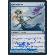 Sprite Noble Signed by Randy Gallegos (Time Spiral) Thumb Nail