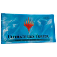 Ultimate Masters - Box Topper Pack Thumb Nail