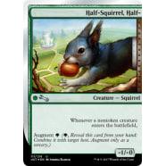 Half-Squirrel, Half- Thumb Nail