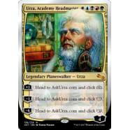 Urza, Academy Headmaster Thumb Nail
