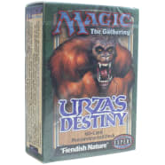 Urza's Destiny Precon - Fiendish Nature (Theme Deck) Thumb Nail