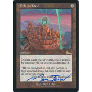 Defense Grid Signed by Mark Tedin (Urza's Legacy) Thumb Nail