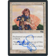 Pacifism Signed by Randy Gallegos Thumb Nail