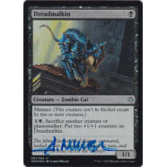 Dreadmalkin FOIL Signed by Aaron MIller Thumb Nail