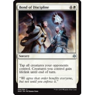 Bond of Discipline Thumb Nail