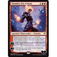 Chandra, Fire Artisan Thumb Nail