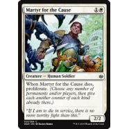 Martyr for the Cause Thumb Nail