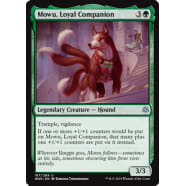 Mowu, Loyal Companion Thumb Nail