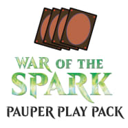 War of the Spark - Pauper Play Set Thumb Nail