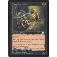 Fledgling Djinn Signed by Thomas Gianni Thumb Nail