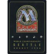 World Championship Deck (1998) - Ben Rubin Deck Thumb Nail