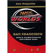 World Championship Deck (2004) - Aeo Paquette Deck Thumb Nail