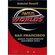 World Championship Deck (2004) - Gabriel Nassif Deck Thumb Nail