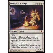 Admonition Angel Thumb Nail
