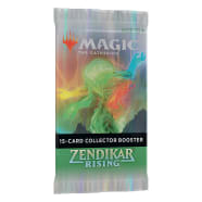 Zendikar Rising - Collector Booster Pack Thumb Nail