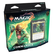 Zendikar Rising - Commander Deck - Land's Wrath Thumb Nail