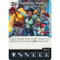 Amanda Waller - White Queen Thumb Nail