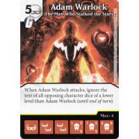 Adam Warlock - The Man Who Stalked The Stars Thumb Nail