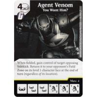 Agent Venom - You Want Him? Thumb Nail