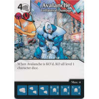 Avalanche - Collateral Damage Thumb Nail