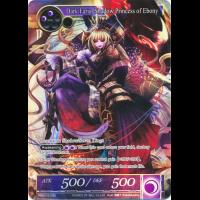 Dark Faria, Shadow Princess of Ebony Thumb Nail
