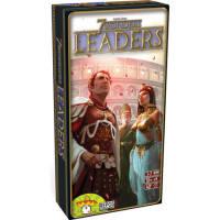 7 Wonders: Leaders Expansion Thumb Nail