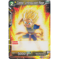 Cabba, Undisguised Rage Thumb Nail
