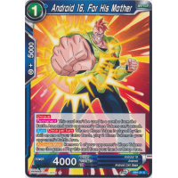Android 16, For His Mother Thumb Nail