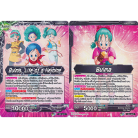 Bulma, Life of a Heroine / Bulma Thumb Nail