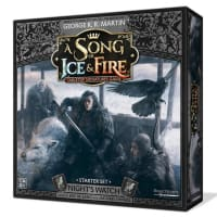 A Song of Ice & Fire Tabletop Miniatures Game: Night's Watch Starter Set Thumb Nail