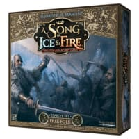 A Song of Ice & Fire Tabletop Miniatures Game: Free Folk Starter Set Thumb Nail