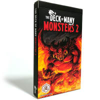 Dungeons & Dragons: The Deck of Many Monsters 2 Thumb Nail