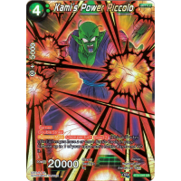 Kami/'s Power Piccolo BT4-049 SPR Dragon Ball Super TCG Near Mint