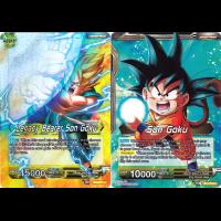 Legacy Bearer Son Goku / Son Goku Thumb Nail
