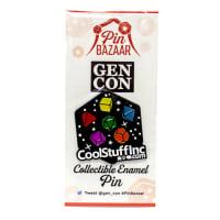 Gen Con Pin (Infinity Dice) Thumb Nail
