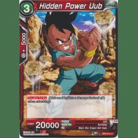 Hidden Power Uub Thumb Nail