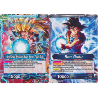 Heightened Evolution Super Saiyan 3 Son Goku / Son Goku Thumb Nail