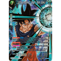 Ultra Instinct -Sign- Son Goku Thumb Nail
