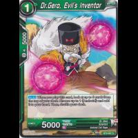 Dr. Gero, Evil's Inventor Thumb Nail