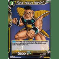 Nappa, Vegeta's Attendant Thumb Nail