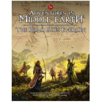 Adventures In Middle Earth The Road Goes Ever On Thumb Nail