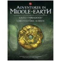 Adventures in Middle-Earth Loremaster's Screen (D&D Fifth Edition) Thumb Nail