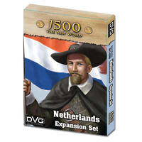1500: The New World Netherlands Expansion Thumb Nail
