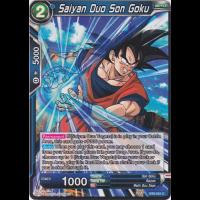 Saiyan Duo Son Goku Thumb Nail