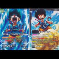 Bonds of Friendship Son Goku / Son Goku Thumb Nail