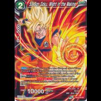 SS Son Goku, Might in the Making Thumb Nail