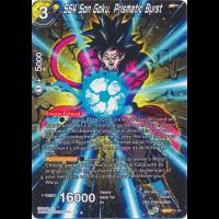 SS4 Son Goku, Prismatic Burst Thumb Nail