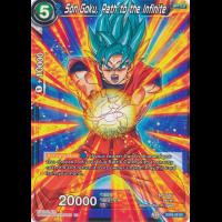 Son Goku, Path to the Infinite Thumb Nail