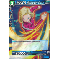 Android 18, Neverending Energy Thumb Nail